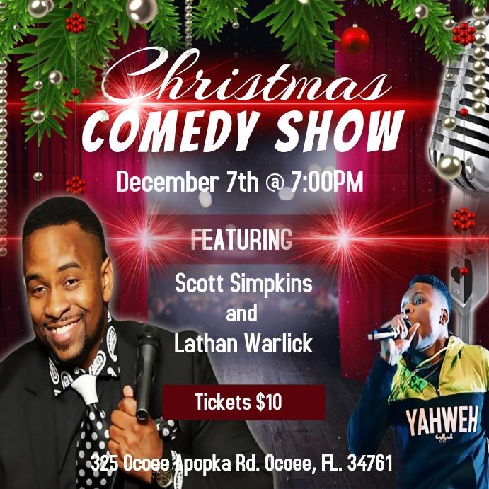Christmas Comedy Show