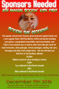 Christmas Concert and Toy Drive