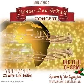 Christmas Concert Video
