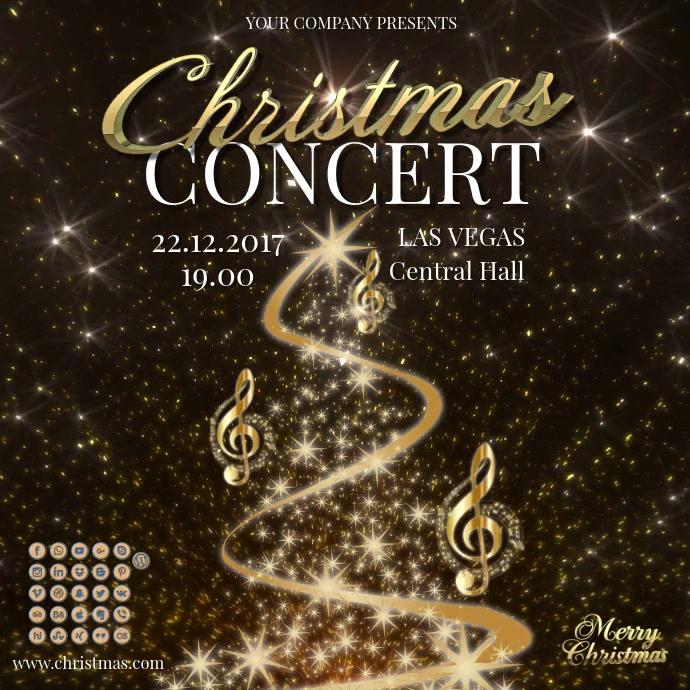 christmas concert video1