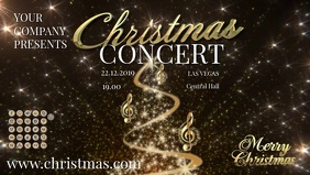 christmas concert video1 Facebook