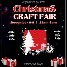 Christmas Craft Fair Video