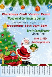 Christmas Craft Vendor Event