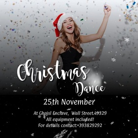 Christmas dance VIDEO Ad