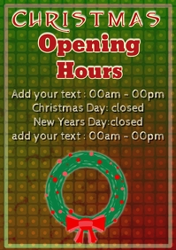 christmas day wrath and eve opening hours