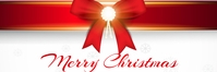 Christmas Header Email template