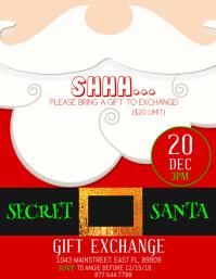 secret santa email template.html