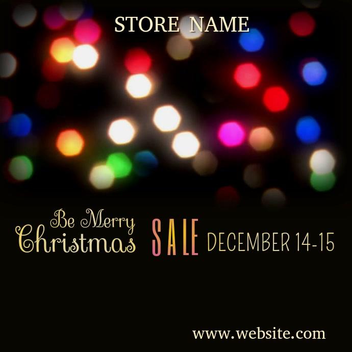 Christmas Digital Ad