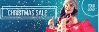 Christmas Email Newsletter Banner template