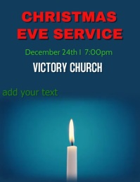 Christmas eve service church