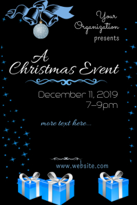 Christmas Event Poster
