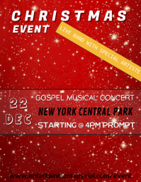 Christmas Event Template