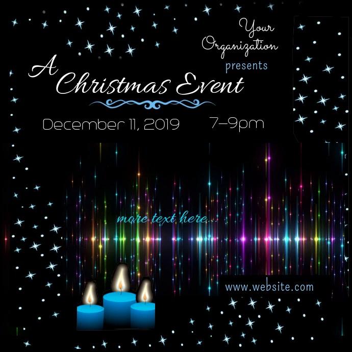 Christmas Event Video