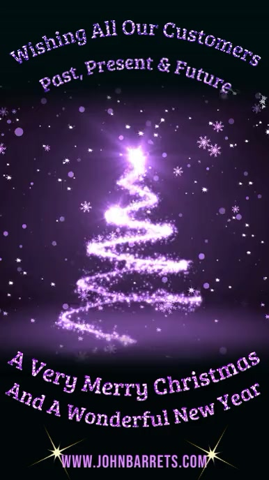Christmas Event Video Template Pantalla Digital (9:16)