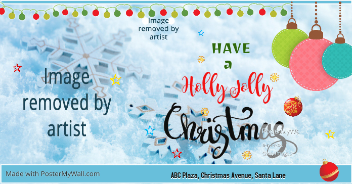 christmas facebook ad