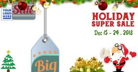 Christmas Facebook ads