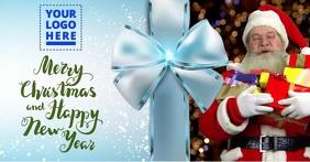 Christmas Facebook Template