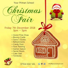 Christmas Fair Facebook