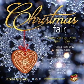 Christmas Fair Video