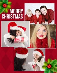 christmas flyer, christmas, merry christmas template