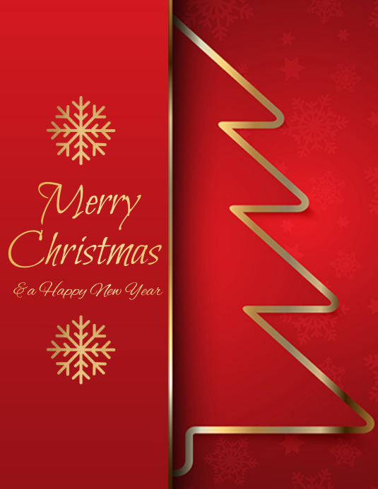 christmas flyer, christmas, merry christmas