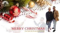 Christmas Flyer YouTube Duimnael template