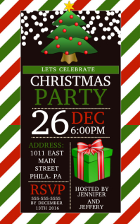 Christmas Poster Templates | PosterMyWall