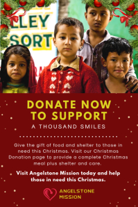Christmas Fundraiser Advert Poster