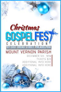 Christmas Gospel Fest Concert