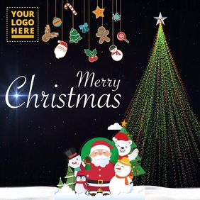 Christmas Greeting Video