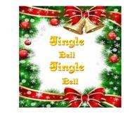 Christmas Greetings Medium Reghoek template