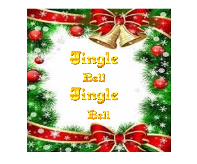 Christmas Greetings Umugqa Ophakathi template