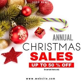 Christmas instagram post sales