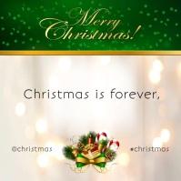 Christmas Instagram Template