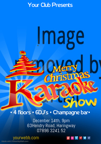Christmas Karaoke Show