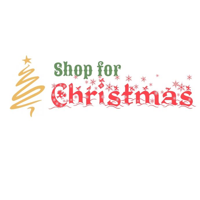 Christmas Logo 徽标 template
