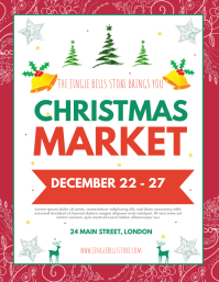 Christmas Market Flyer