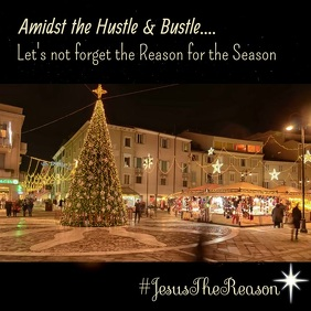 Christmas Message Video