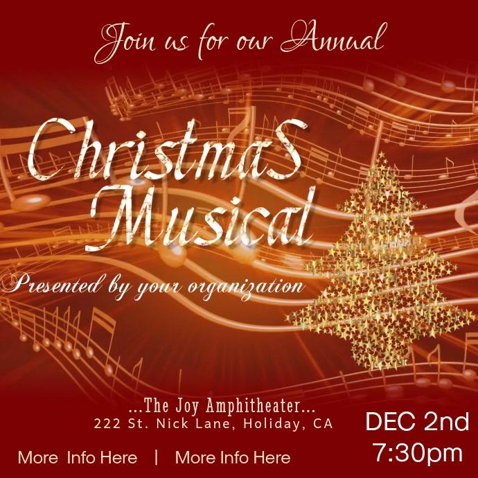 Christmas Musical Video