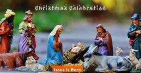 Christmas Nativity Template