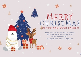 cHRISTMAS ONLINE GREETING CARD WISHES TEMPLAT