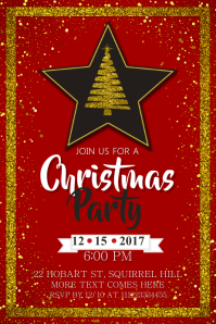 Customize 5760 Christmas Poster Templates Postermywall