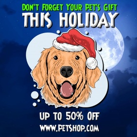 Christmas Pet Shop