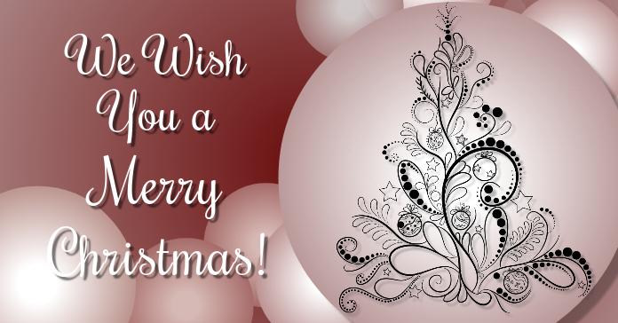 Christmas Facebook Postcard