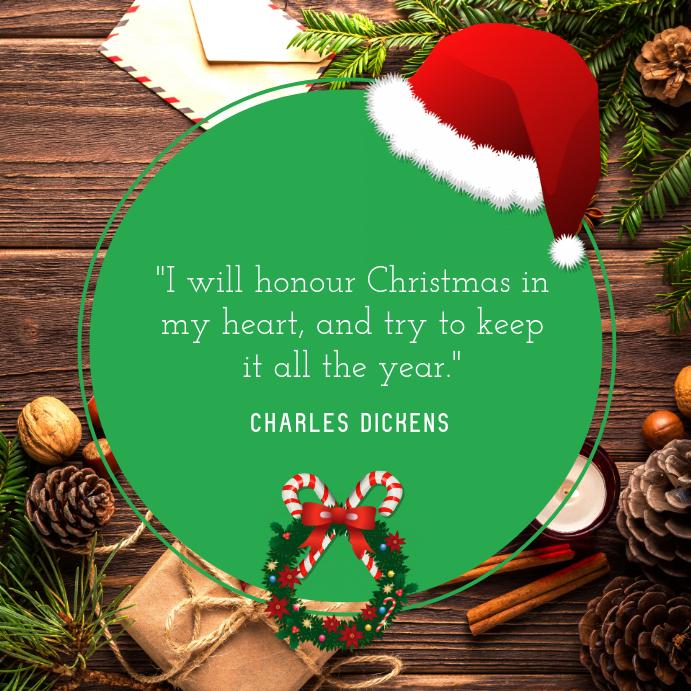 Christmas Quote Instagram