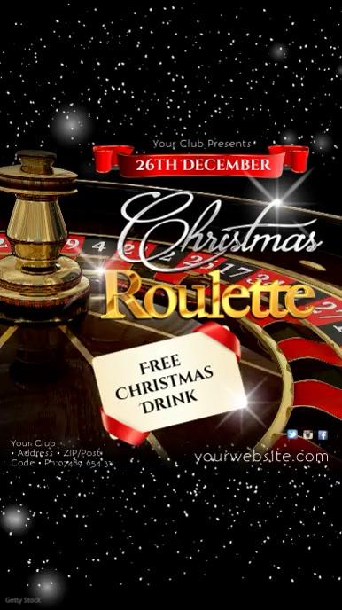 Christmas Roulette Roulette night Instagram