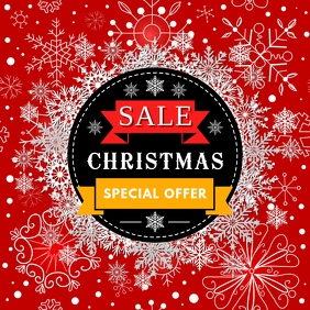 Christmas sale