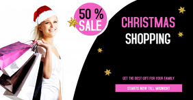CHRISTMAS SALE FACEBOOK TEMPLATE