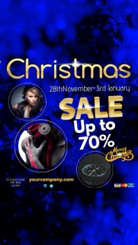 Christmas Sale Instagram