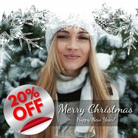 Christmas Sale Instagram